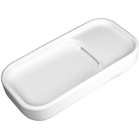 Lave-mains Félouque Blanc satiné Sarreguemines